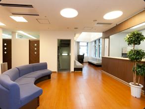 11階受付・待合室